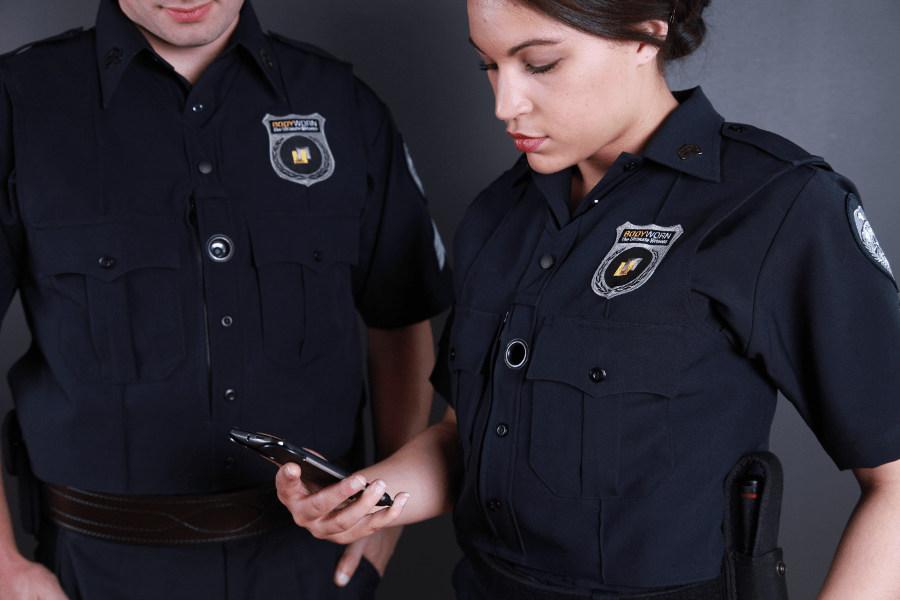 Arbeit als Security