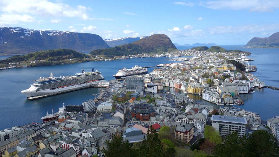Arbeiten in Norwegen