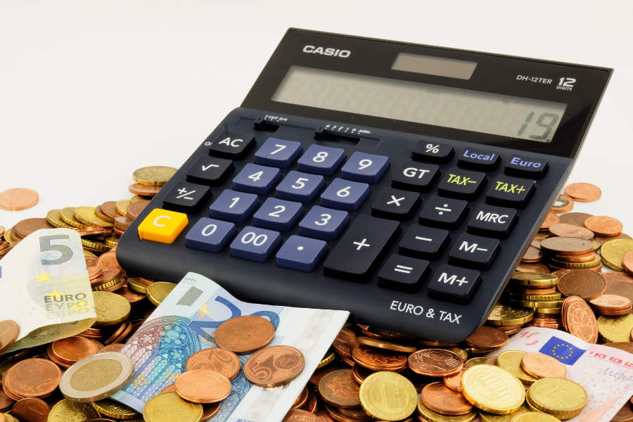 Finanzen im Griff haben
