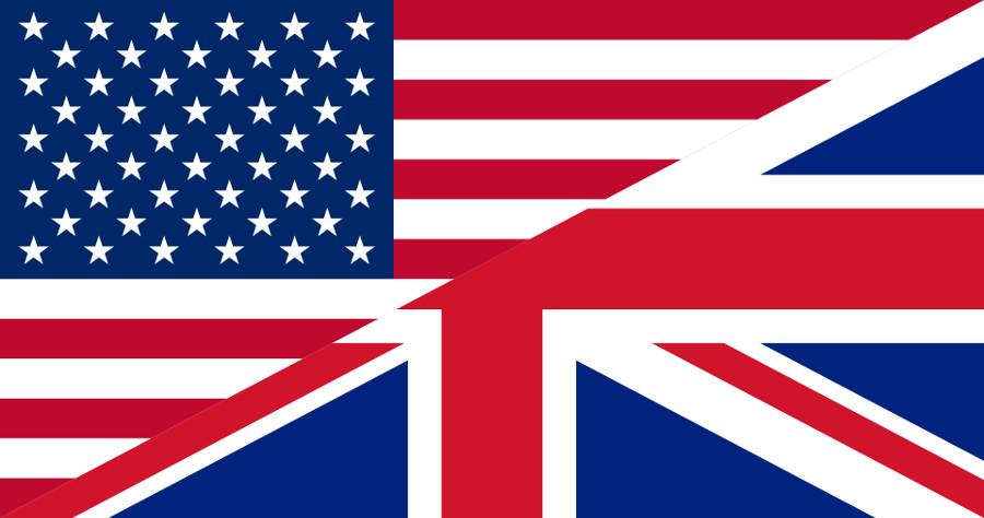 amerikanisches Englisch