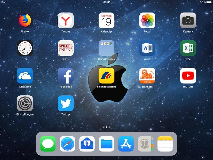iPad geschäftlich nutzen