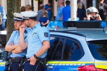Karriere als Polizist