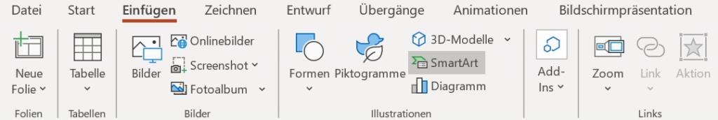 Grafik in PowerPoint erstellen